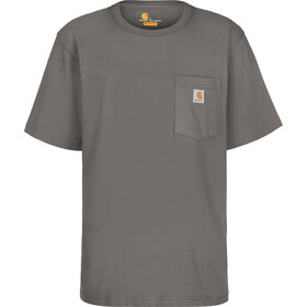 Carhartt Workwear Pocket T-Shirt Men, charcoal